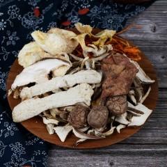 云南高原特色八珍菌汤包 优选100g